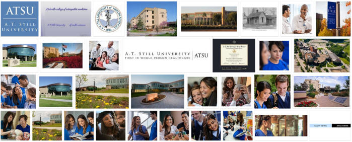 A.T. Still University of Health Sciences Kirksville College of Osteopathic Medicine