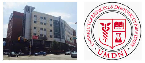 University of Medicine and Dentistry of New Jersey New Brunswick Robert Wood Johnson Medical School
