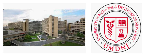 University of Medicine and Dentistry of New Jersey Newark New Jersey Medical School