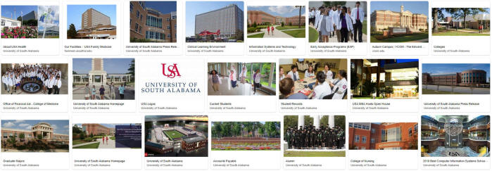 University of South Alabama College of Medicine