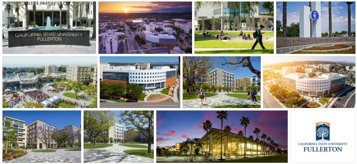 California State University Fullerton 3