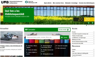 Servei de Biblioteques - UAB Barcelona