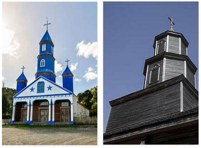 Chiloé Wooden Churches (World Heritage)