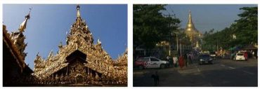 The Golden Roofs of Burma